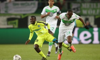 Moses Simon 'believes in miracles' ahead of Egypt clash