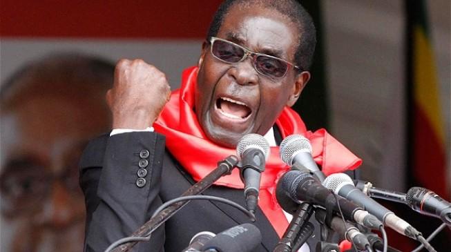 Mugabe: I'm not dying and I won't step down