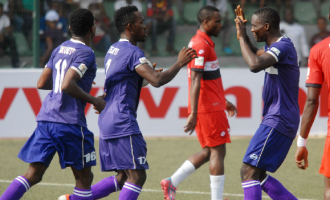 Ifeanyi Ubah biggest winner but MFM go top of table