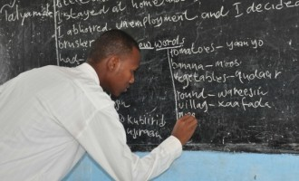 21,780 teachers fail primary four test in Kaduna