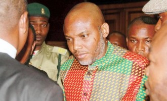 Kanu sues AGF, DSS for detaining him despite contrary court order