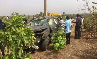 Ocholi's driver has no licence, says FRSC