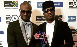 Despite Twitter fight, Glo retains PSquare as ambassadors