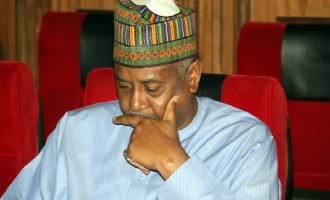 Supreme court adjourns Dasuki's appeal till January