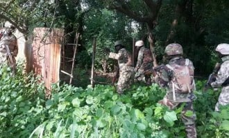 11 soldiers 'killed' by bandits in Niger state