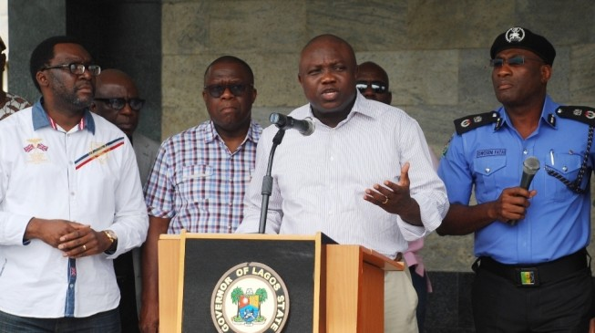 Ambode fires 3 commissioners