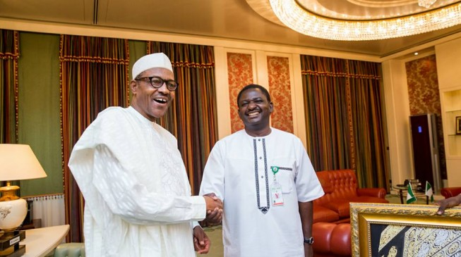 '10 working days is two weeks' — Femi Adesina says Buhari to return weekend