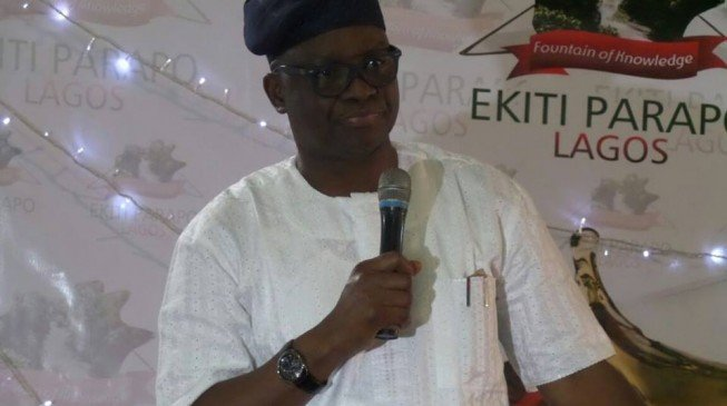 Buhari running a double standard government, says Fayose