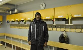 Salami, Egwuekwe find the net in Finland