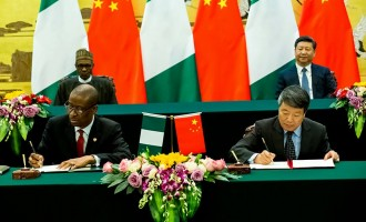 Buhari and a harvest of Chinese loans