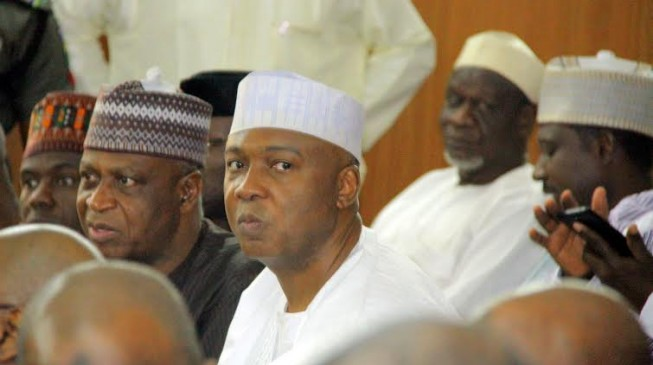 Please free us from this trial, Saraki's lawyer begs CCT judge