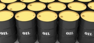 Oil prices end gain streak, drop to $61