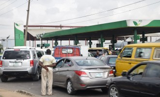 Scarcity looms as south-west marketers 'stop lifting fuel'