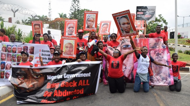 Ambode absent as BBOG protesters visit his office