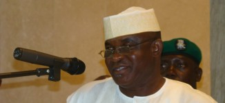 JUST IN: David Mark joins presidential race, picks PDP nomination form