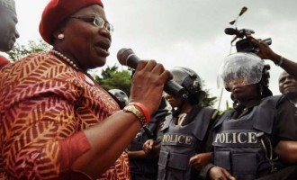 We didn't arrest Ezekwesili, say police