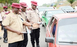 You can't force us off the roads, FRSC tells Ambode