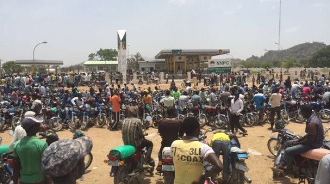 Lamentation as fuel rises to N350 in Jigawa
