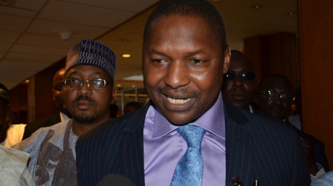 Court rejects Malami's motion to stop probe of Maina's recall