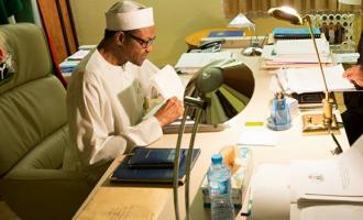 REVEALED: Buhari 'hasn't seen' emergency economic bill