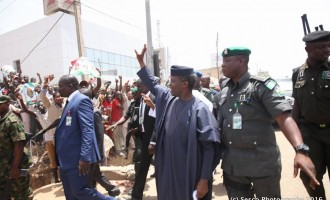 We hear you loud and clear, Osinbajo tells protesters