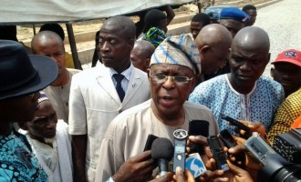 Osoba blames Obasanjo for downward trend of leadership in Nigeria