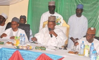 Northern governors set up committee on restructuring