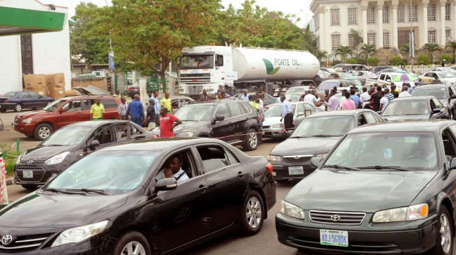 Fuel scarcity caused by oil marketers | NNPC insists