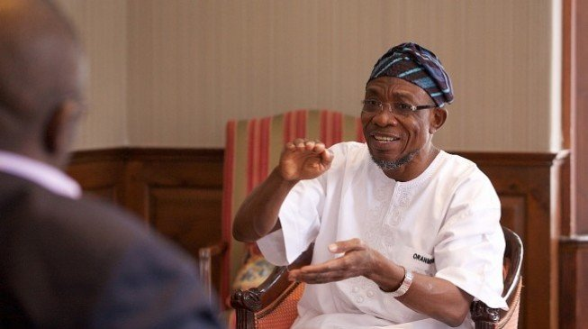 Aregbesola: We've paid salaries up to January