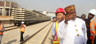 Buhari approves talks on $15bn loan for PH-Maiduguri rail