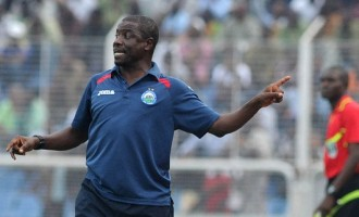 Salisu Yusuf names 23-man squad for CHAN