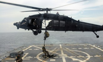 Nigeria needs an 'air cavalry' command to crush Boko Haram, says ex-US Navy SEAL