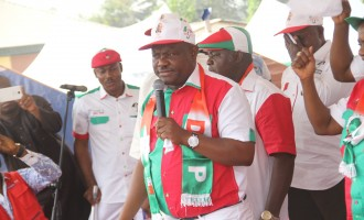 Wike: If election holds 100 times in Rivers, PDP will win