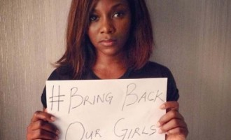 2 years after, Nigerian celebrities 'forget' Chibok girls