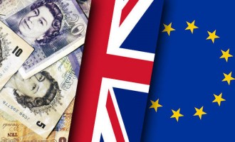 Sterling shivers ahead of UK Q3 GDP