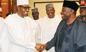 Buhari: Through his patriotic zeal, Jonathan shamed prophets of doom