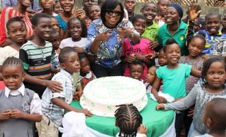 Funmi Iyanda's foundation to host kids on May 27