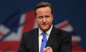 'With a heavy heart', Cameron quits politics