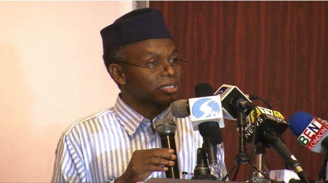 I wish oil would dry up so we could start using our brains, says el-Rufai