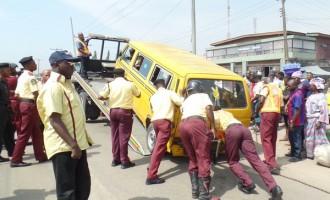 Lagos dismisses 100 LASTMA officers, demotes many