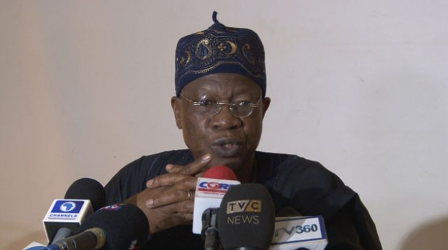 Lai: Nigeria is broke. Pure and simple!