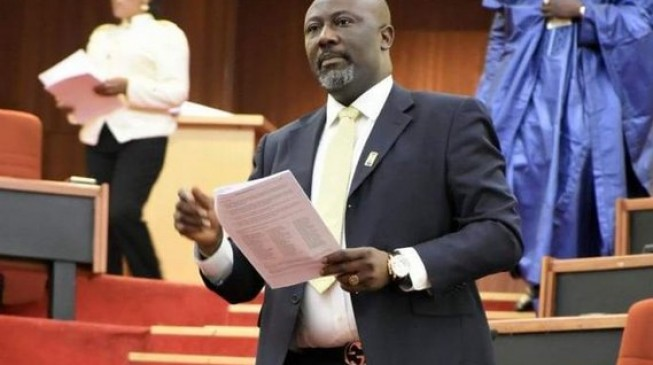 EXTRA: Some men don't have 'anointing' to resist sexual harassment, says Melaye