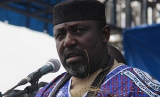 EXTRA: Okorocha renames happiness ministry, blames 'printer's devil'
