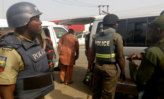 Police arrest 'cultist' officer who 'shot colleague to death'