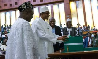 'The alterations we made to Budget 2018 are justifiable' — house of reps replies Buhari