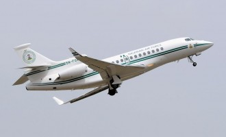 FG puts up two presidential jets for sale, asks bidders to quote in dollars