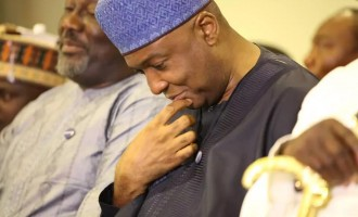 Miyetti Allah says Saraki will be forced out — if he does not resign