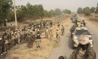 Army: 22 insurgents killed in Boko Haram ambush — no soldier missing