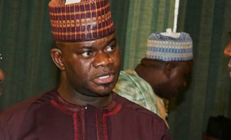 INEC talks tough on Yahaya Bello's double registration, vows to sanction official