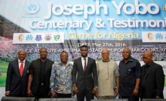 Yobo opens up on regrets of his centenary game